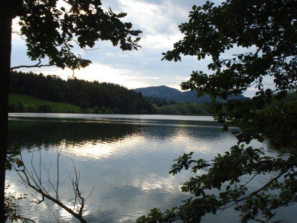 Še en pogled na jezero