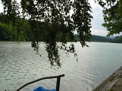 Še en lep pogled na jezero